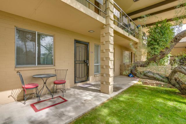 5226 N 20th Street B5, Phoenix, AZ 85016 (MLS #5753899) :: Brett Tanner Home Selling Team