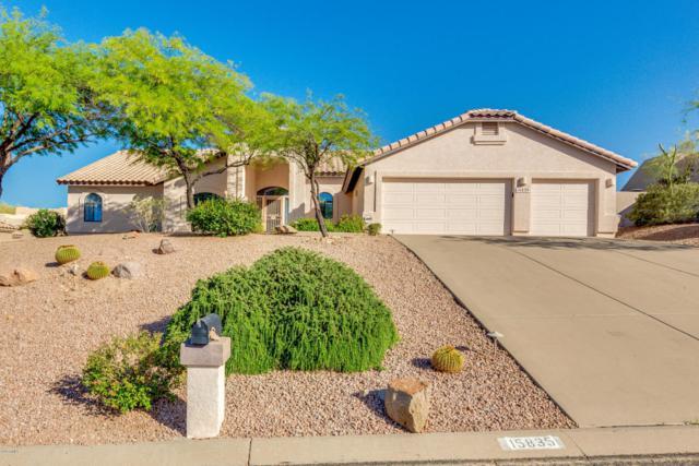 15835 E Tumbleweed Drive, Fountain Hills, AZ 85268 (MLS #5753988) :: Kelly Cook Real Estate Group