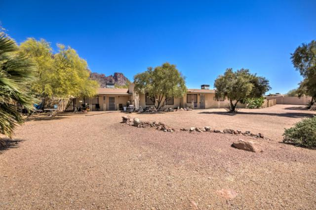 1815 N Geronimo Road, Apache Junction, AZ 85119 (MLS #5754037) :: Ashley & Associates