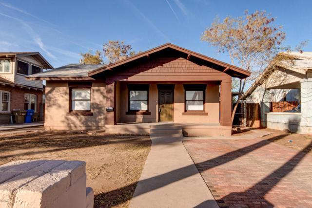 818 N 10TH Avenue, Phoenix, AZ 85007 (MLS #5754064) :: My Home Group