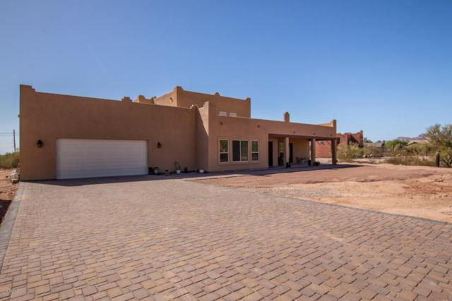 1120 N Vista Road, Apache Junction, AZ 85119 (MLS #5754065) :: Yost Realty Group at RE/MAX Casa Grande