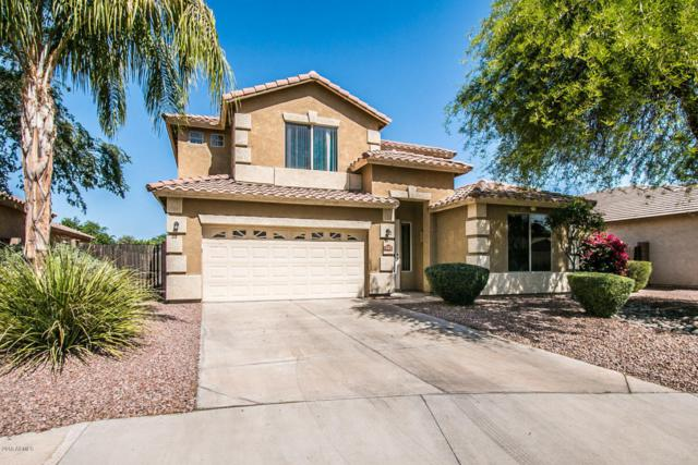 4734 E Bellerive Drive, Chandler, AZ 85249 (MLS #5754078) :: Sibbach Team - Realty One Group