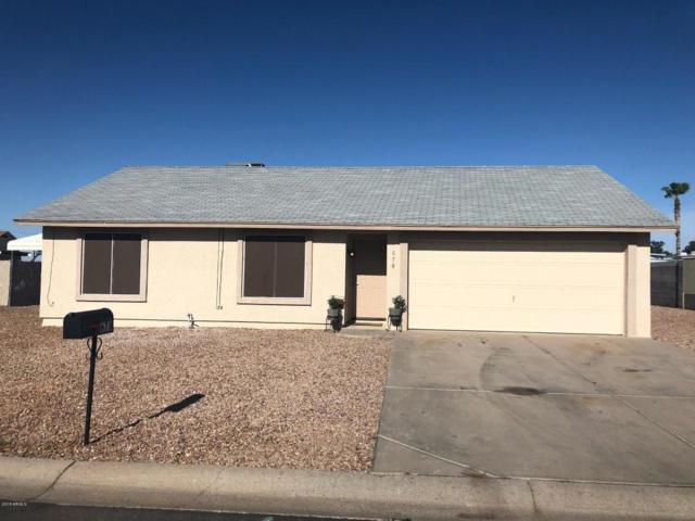 678 S Silver Drive, Apache Junction, AZ 85120 (MLS #5754123) :: Ashley & Associates