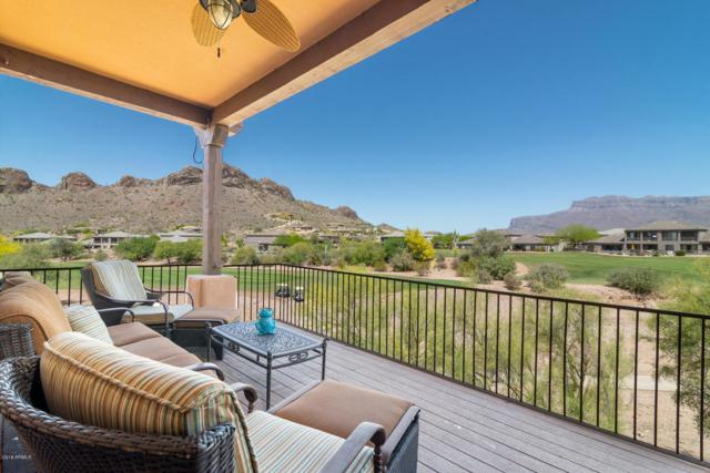 5730 S Desert Dawn Drive #18, Gold Canyon, AZ 85118 (MLS #5754250) :: The Pete Dijkstra Team