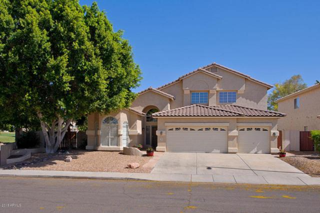 6166 W Quail Avenue, Glendale, AZ 85308 (MLS #5754340) :: Sibbach Team - Realty One Group