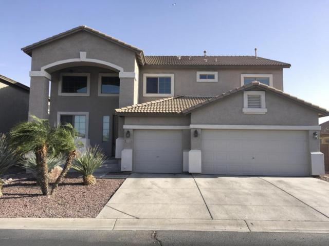 17473 W Elizabeth Avenue, Goodyear, AZ 85338 (MLS #5754364) :: Ashley & Associates