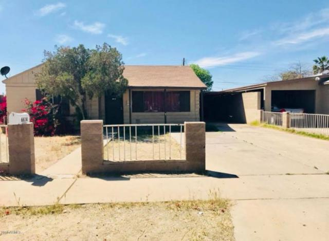 6634 S 4TH Avenue, Phoenix, AZ 85041 (MLS #5754373) :: Sibbach Team - Realty One Group