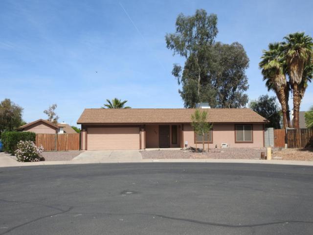 167 S Aspen Drive, Chandler, AZ 85226 (MLS #5754416) :: Sibbach Team - Realty One Group