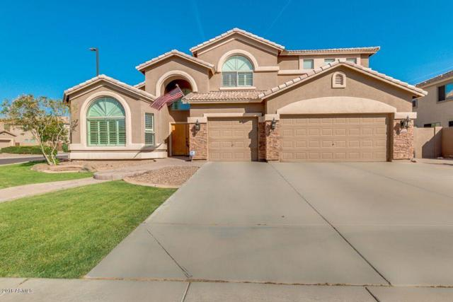 3725 S Ponderosa Drive, Gilbert, AZ 85297 (MLS #5754423) :: Sibbach Team - Realty One Group