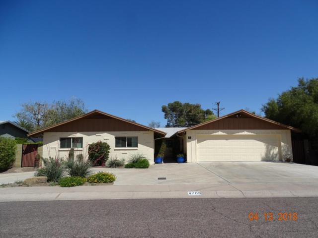 4709 N 83RD Street, Scottsdale, AZ 85251 (MLS #5754426) :: Sibbach Team - Realty One Group