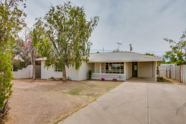 1831 E Hubbell Street, Phoenix, AZ 85006 (MLS #5754434) :: Sibbach Team - Realty One Group