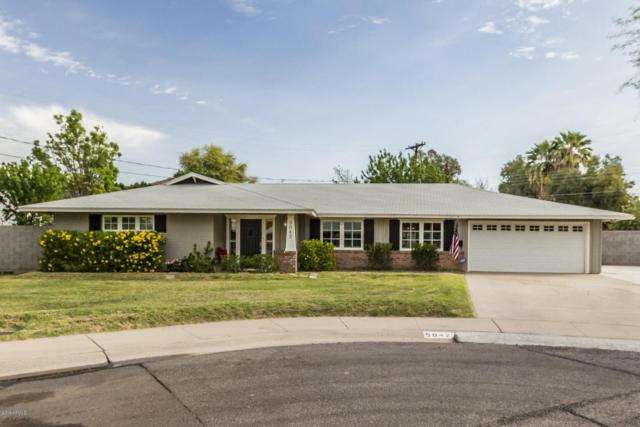5042 E Cheery Lynn Road, Phoenix, AZ 85018 (MLS #5754453) :: Ashley & Associates