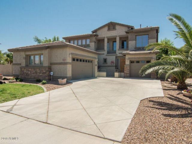 18539 E Peartree Lane, Queen Creek, AZ 85142 (MLS #5754466) :: Kelly Cook Real Estate Group
