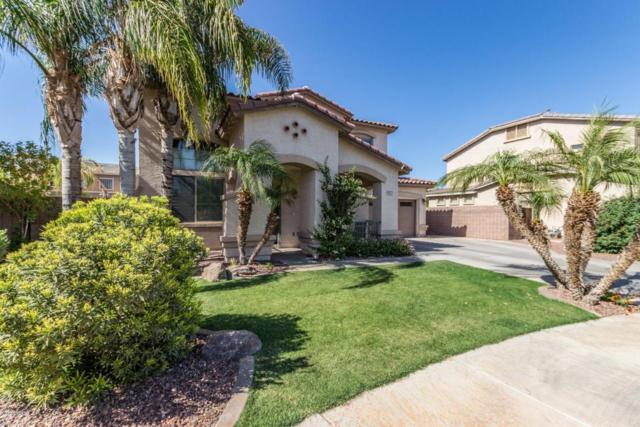 18822 E Lark Drive, Queen Creek, AZ 85142 (MLS #5754482) :: Kelly Cook Real Estate Group
