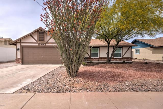 914 S Gilmore, Mesa, AZ 85206 (MLS #5754488) :: Ashley & Associates