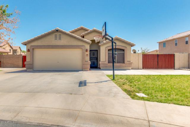 2187 N 105TH Drive, Avondale, AZ 85392 (MLS #5754494) :: The Sweet Group