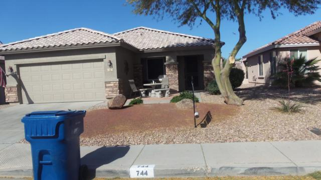 744 S 228TH Drive, Buckeye, AZ 85326 (MLS #5754562) :: The Sweet Group