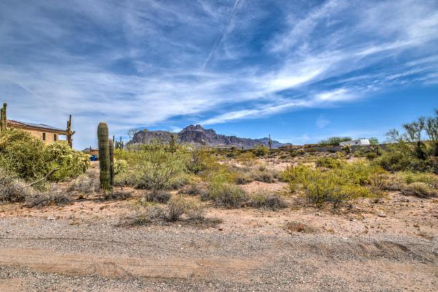 0 N Hilton Road N, Apache Junction, AZ 85119 (MLS #5754602) :: Yost Realty Group at RE/MAX Casa Grande