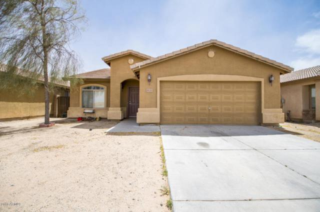 1033 W Nina Drive, Casa Grande, AZ 85122 (MLS #5754608) :: Keller Williams Legacy One Realty