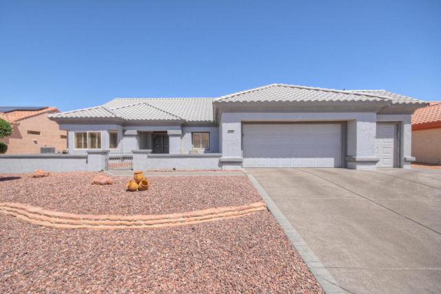14828 W Tomahawk Way, Sun City West, AZ 85375 (MLS #5754631) :: Kelly Cook Real Estate Group