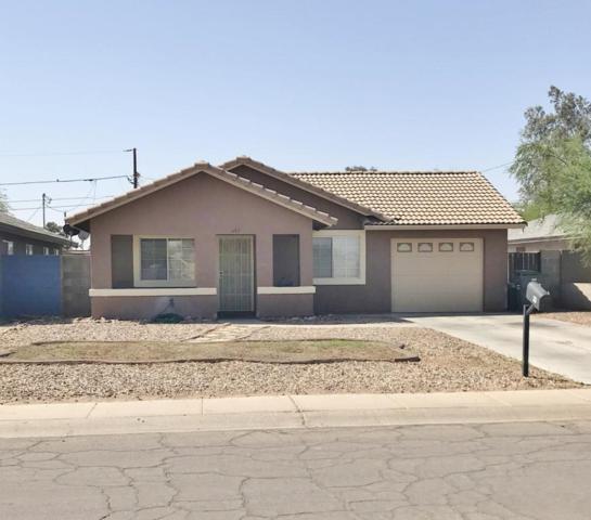 541 W Melrose Drive, Casa Grande, AZ 85122 (MLS #5754700) :: Keller Williams Legacy One Realty