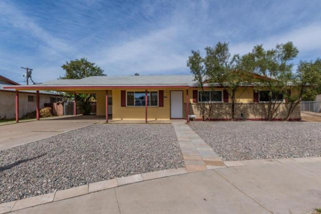 1026 N Las Verdes Drive, Goodyear, AZ 85338 (MLS #5754758) :: The Sweet Group