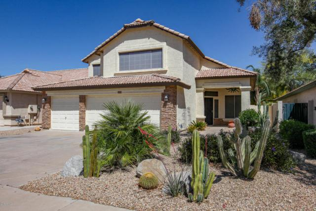 1325 S Honeysuckle Lane, Gilbert, AZ 85296 (MLS #5754810) :: Kelly Cook Real Estate Group
