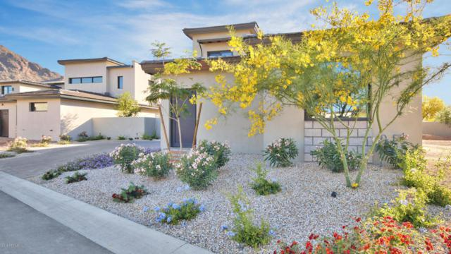 6312 N Lost Dutchman Drive, Paradise Valley, AZ 85253 (MLS #5754841) :: The Wehner Group