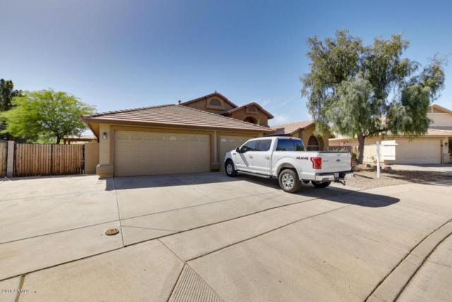 732 N 168TH Avenue, Goodyear, AZ 85338 (MLS #5754849) :: The Sweet Group