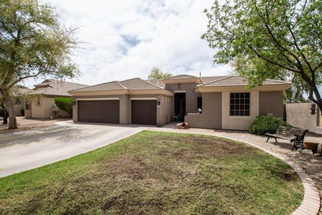 3010 S Wesley Circle, Mesa, AZ 85212 (MLS #5754855) :: Lifestyle Partners Team