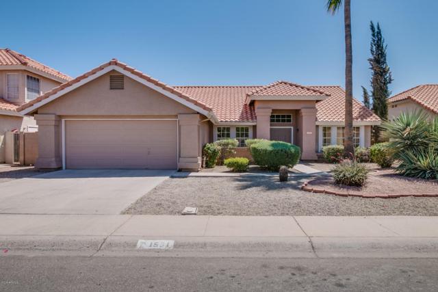 1531 W Corona Drive, Chandler, AZ 85224 (MLS #5754879) :: Lifestyle Partners Team