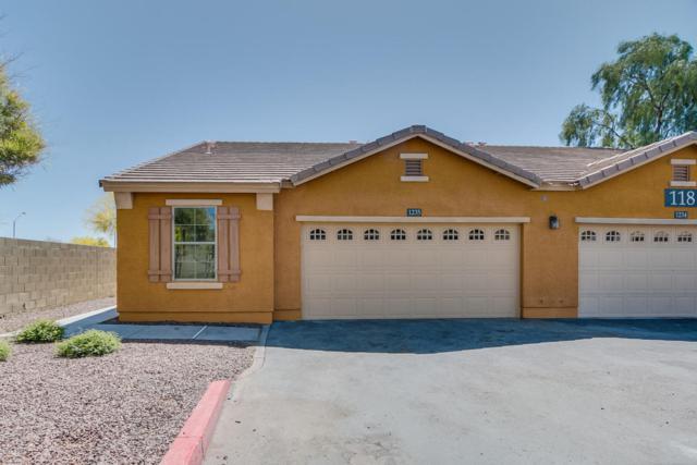 2725 E Mine Creek Road #1235, Phoenix, AZ 85024 (MLS #5754897) :: Brett Tanner Home Selling Team