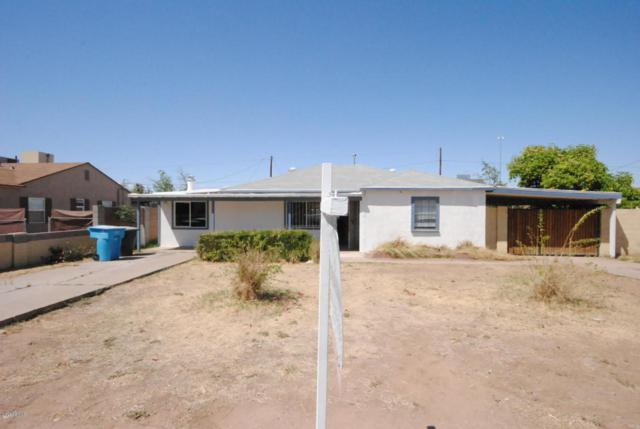 2502 W Luke Avenue, Phoenix, AZ 85017 (MLS #5754916) :: Keller Williams Legacy One Realty
