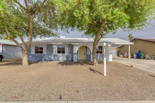 2209 N 61ST Avenue, Phoenix, AZ 85035 (MLS #5754940) :: Lifestyle Partners Team