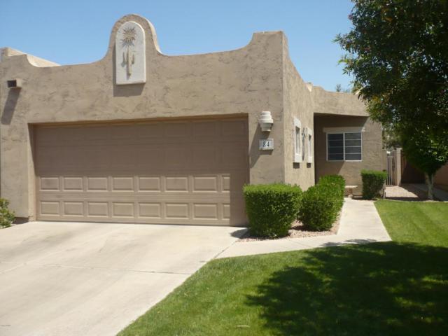 6001 E Southern Avenue #84, Mesa, AZ 85206 (MLS #5754957) :: Lifestyle Partners Team