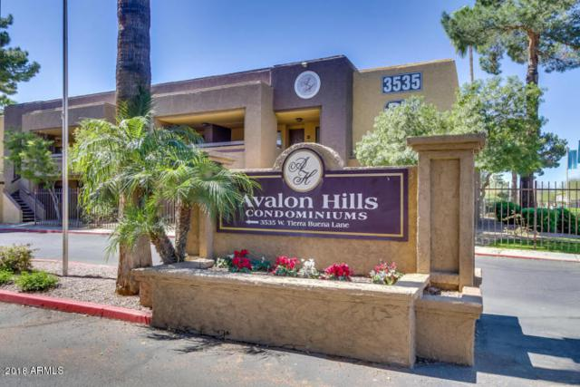 3535 W Tierra Buena Lane #238, Phoenix, AZ 85053 (MLS #5754978) :: Brett Tanner Home Selling Team