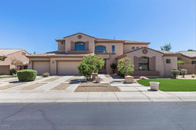 13215 W Palo Verde Drive, Litchfield Park, AZ 85340 (MLS #5755032) :: Brent & Brenda Team