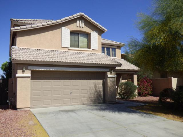 327 S 151ST Avenue, Goodyear, AZ 85338 (MLS #5755033) :: Santizo Realty Group