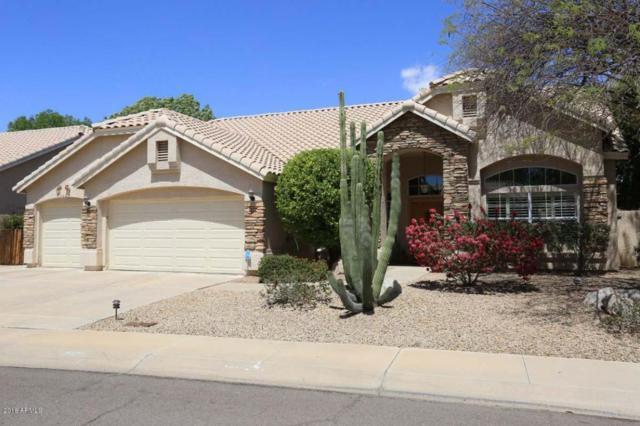 6120 E Kelton Lane, Scottsdale, AZ 85254 (MLS #5755038) :: The Wehner Group