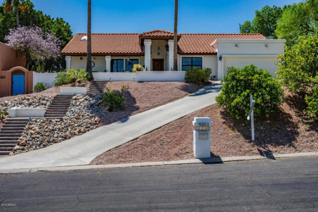 15553 E Thistle Drive, Fountain Hills, AZ 85268 (MLS #5755052) :: The Wehner Group