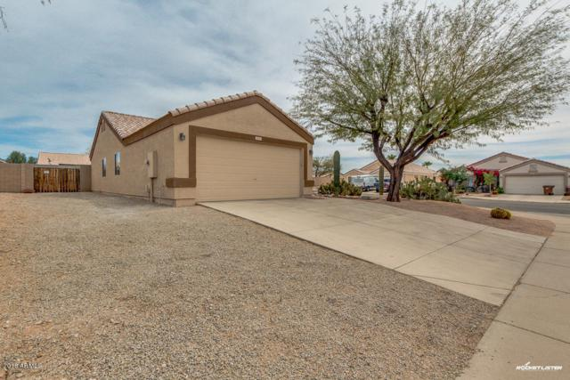 2055 S Rennick Drive, Apache Junction, AZ 85120 (MLS #5755055) :: Yost Realty Group at RE/MAX Casa Grande