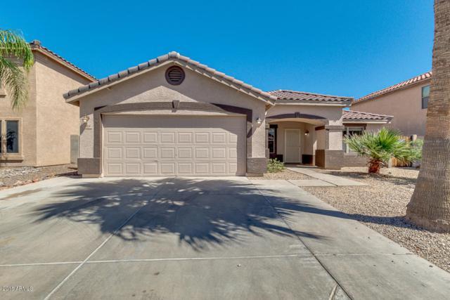 594 W Racine Loop, Casa Grande, AZ 85122 (MLS #5755068) :: Keller Williams Legacy One Realty