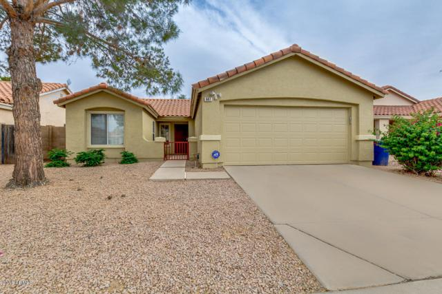 647 E Ivanhoe Street, Chandler, AZ 85225 (MLS #5755104) :: Santizo Realty Group