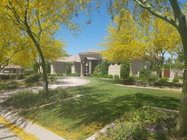 6716 E Horseshoe Road, Paradise Valley, AZ 85253 (MLS #5755133) :: The Wehner Group