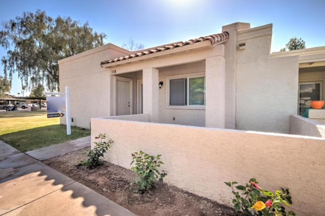 726 S Nebraska Street #118, Chandler, AZ 85225 (MLS #5755172) :: Lux Home Group at  Keller Williams Realty Phoenix