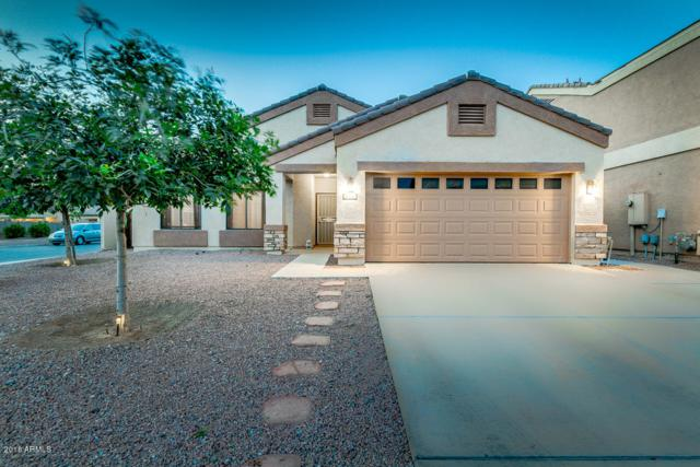 1460 E Heather Drive, San Tan Valley, AZ 85140 (MLS #5755185) :: The Wehner Group