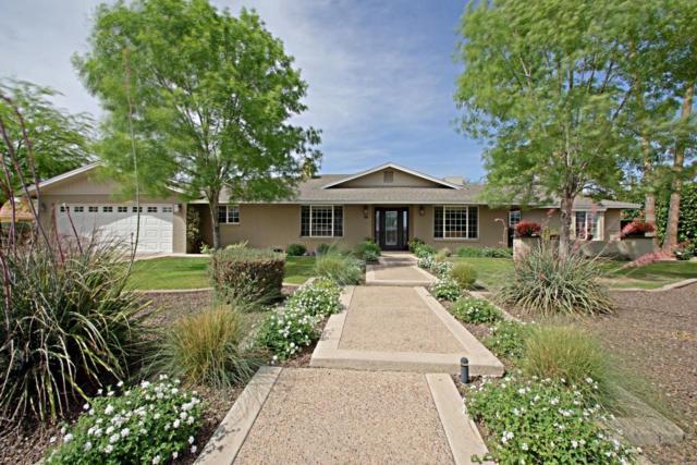 7008 E Sunnyside Drive, Scottsdale, AZ 85254 (MLS #5755211) :: The Wehner Group
