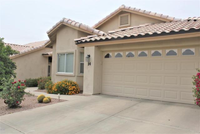 7928 E Pueblo Avenue #14, Mesa, AZ 85208 (MLS #5755222) :: Santizo Realty Group