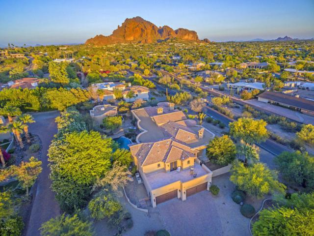 4138 E Mcdonald Drive, Paradise Valley, AZ 85253 (MLS #5755231) :: Keller Williams Realty Phoenix