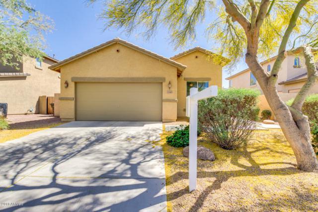3349 E Merlot Street, Gilbert, AZ 85298 (MLS #5755247) :: The Jesse Herfel Real Estate Group
